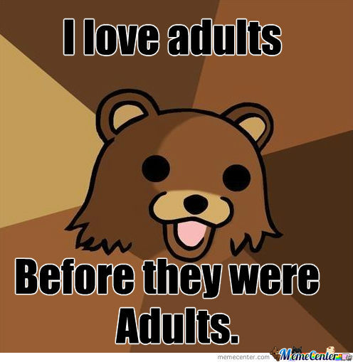 Pedobears Quote