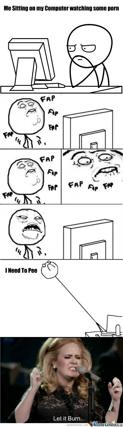 Pee After Fap
