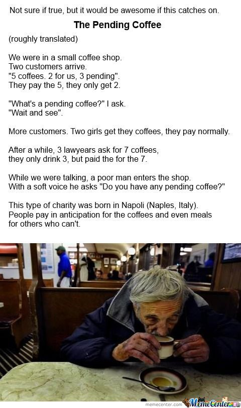 Pending Coffee