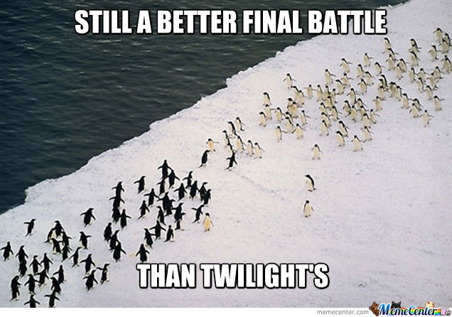 Penguins Do It Better