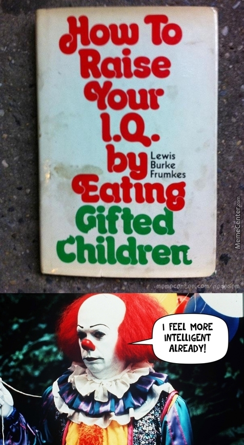 Pennywise Is A Genius