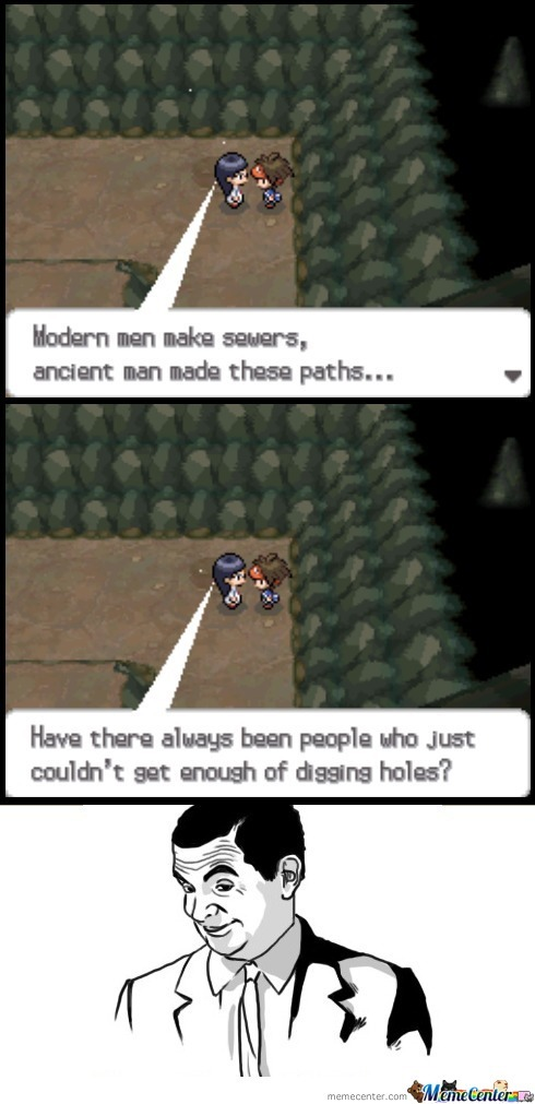 People In Pokemon