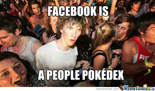 People Pokédex