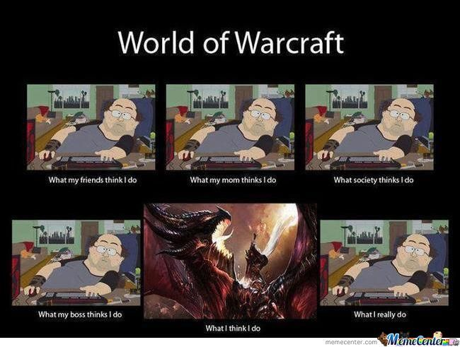 People Who Are Good At World Of Warcraft