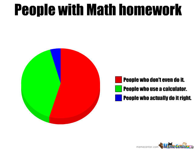 Do math homework for me