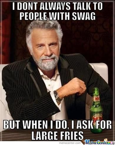 People With Swag