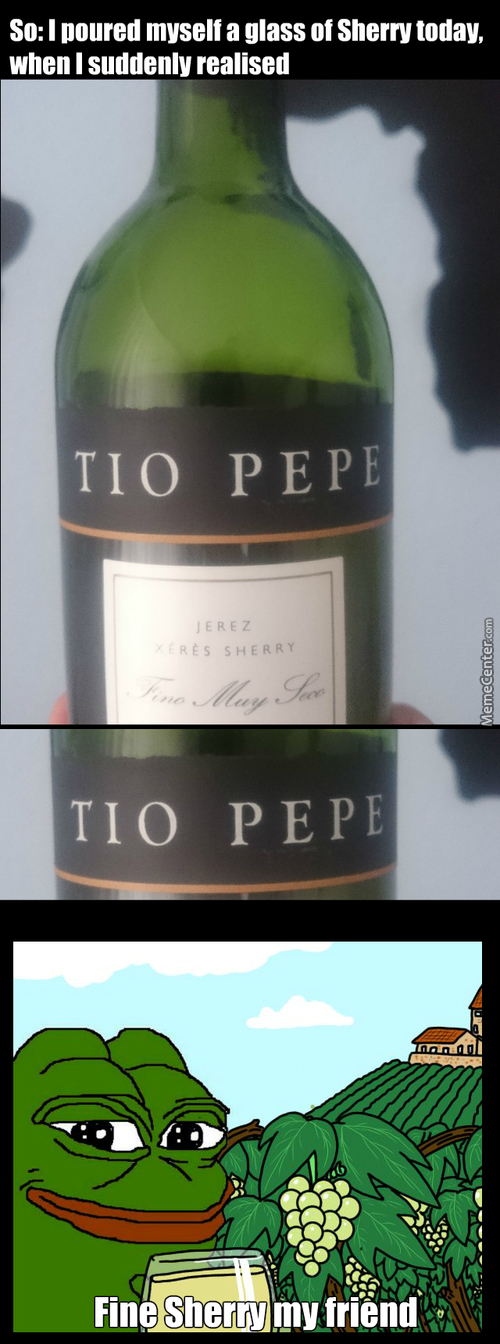 Pepe In Bottles