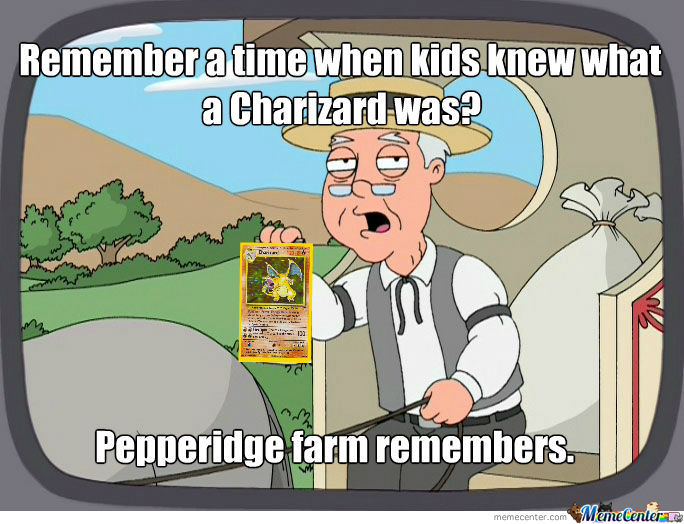 Pepperidge Farm Used Nostalgia, It's Super Effective