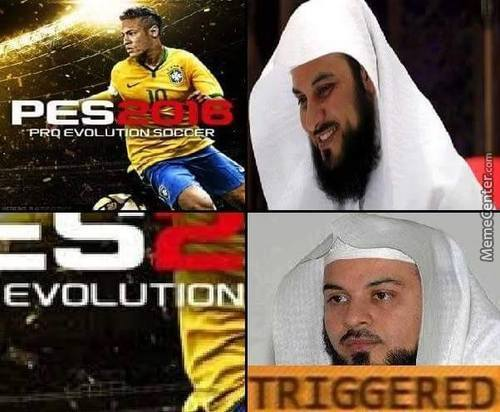 Pes Is Haram