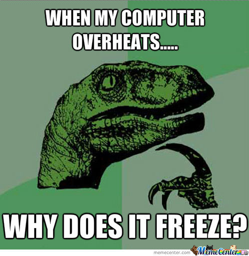 Philosoraptor And Computers