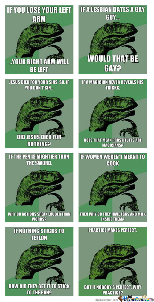 Philosoraptor Comp!