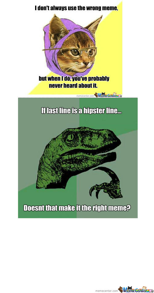 Philosoraptor Responds