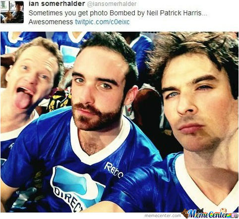Photo Bomb Lvl = Nph