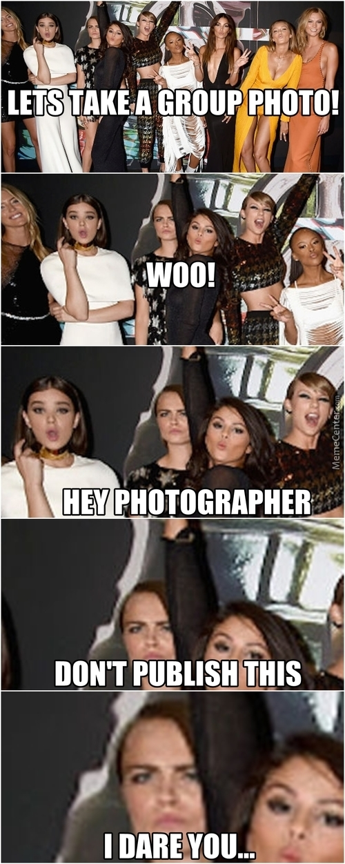 Photographer, I Dare You!