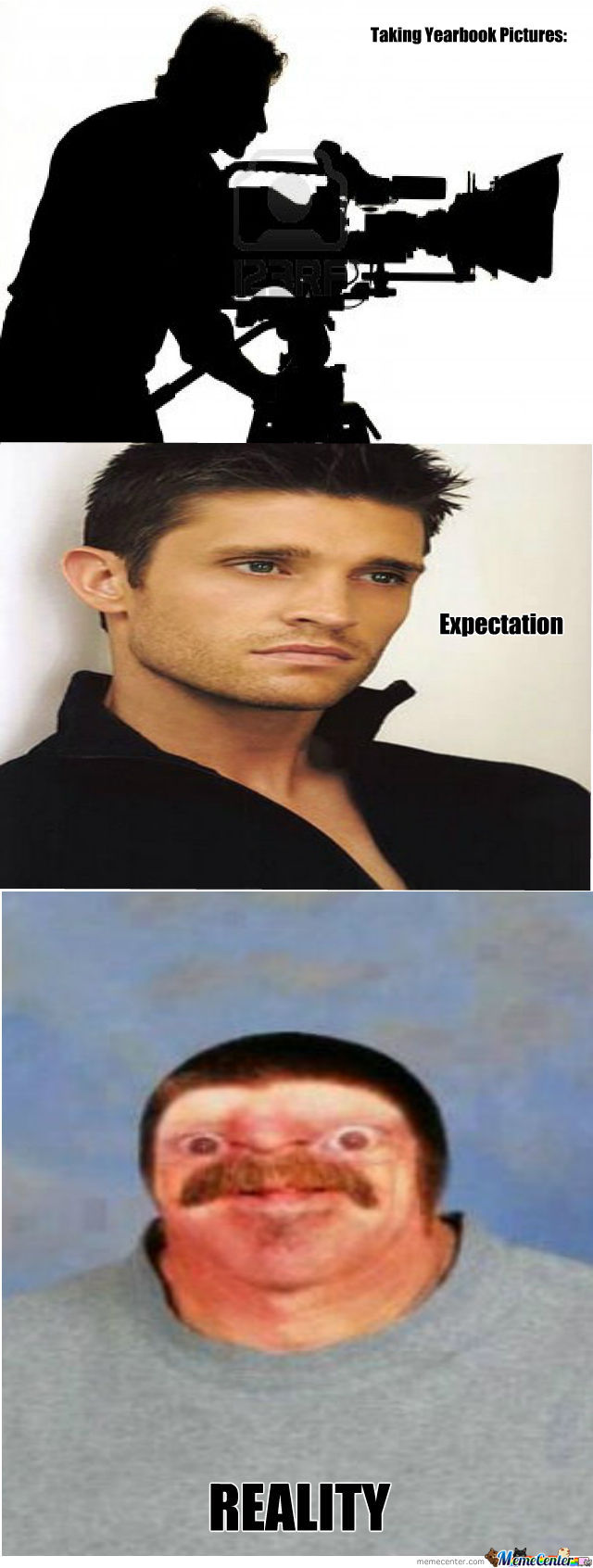 Photography: Expectations Vs. Reality