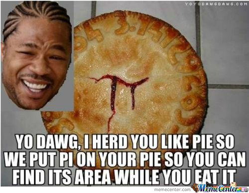 Pi And Pie