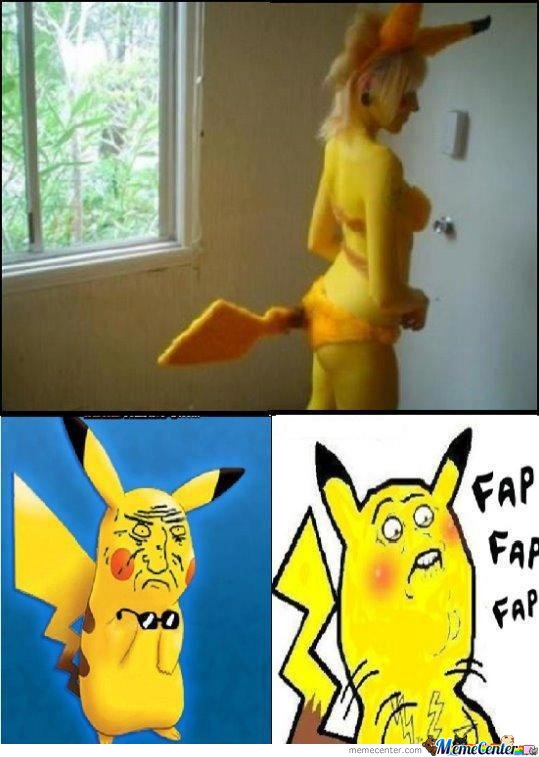 Pika Fapping