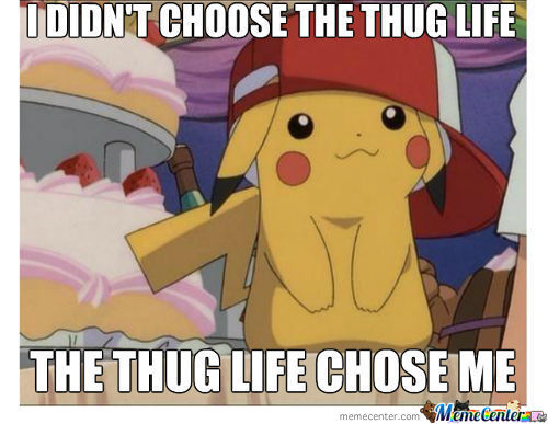 Pikachu Goes Hard In The Paint