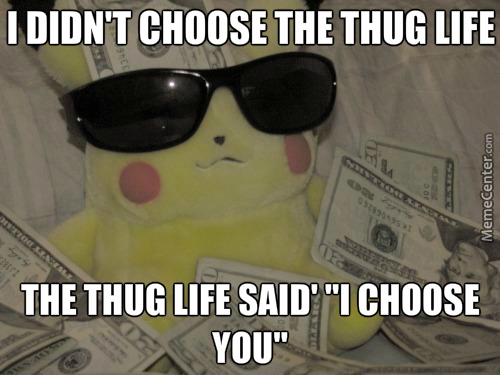 Pikachu Use Swagger.
