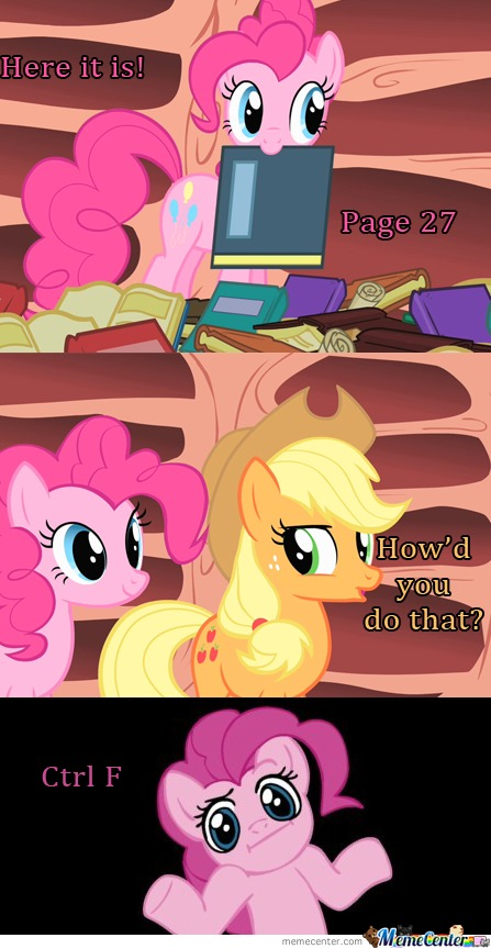 Pinkies Shortcut Knowledge