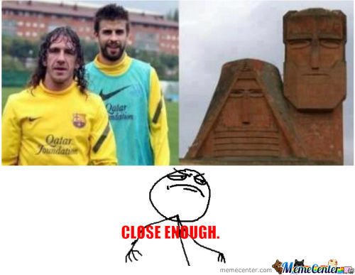 Pique And Puyol