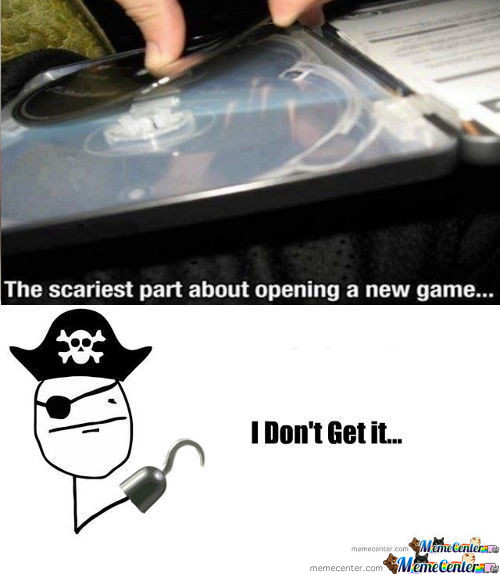 Piracy, Bro?