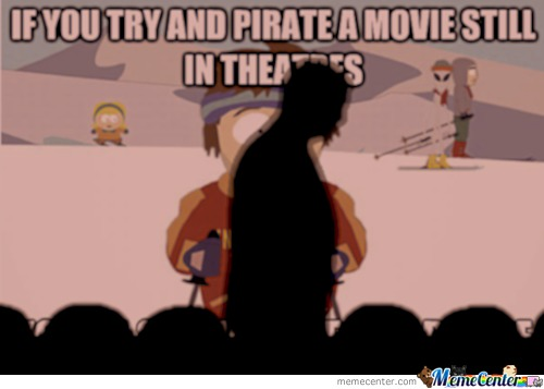 Pirated Movies