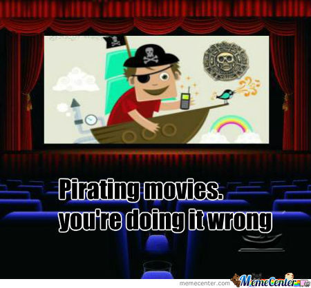 Pirating Movies