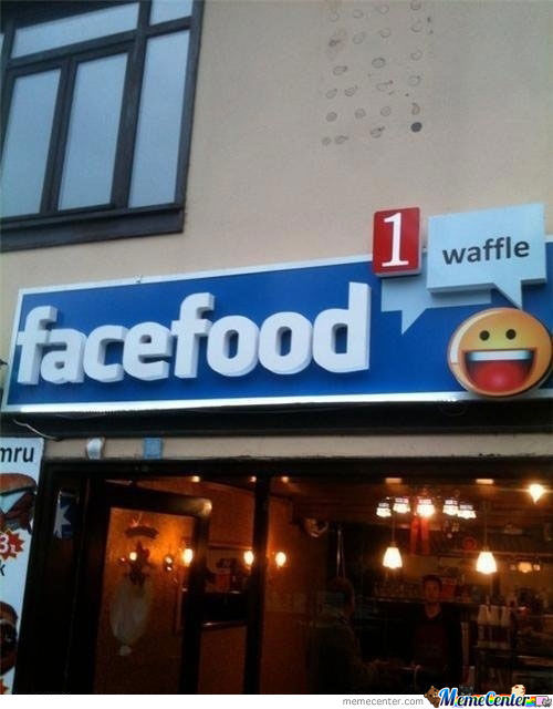 Place Where U Could Buy Food In Exchange Of Likes Xd