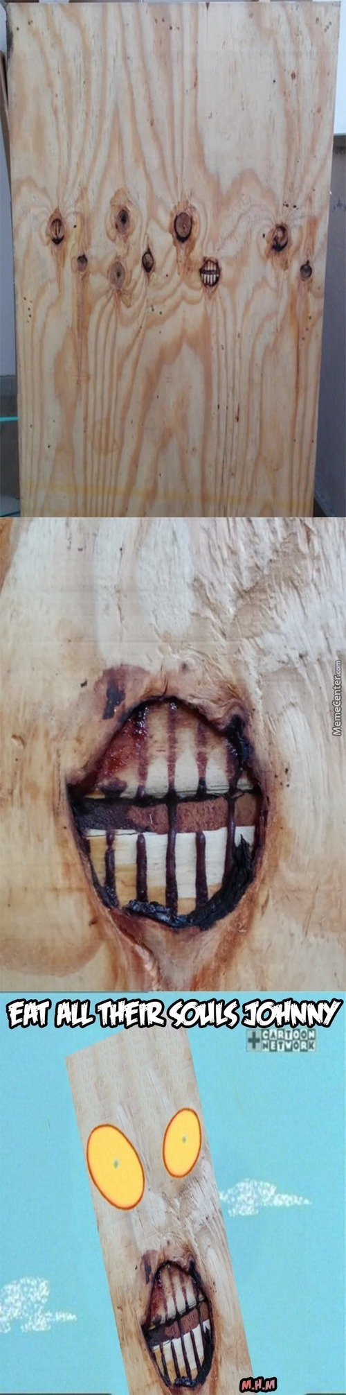 Plank Stop That, You Are Scaring Me