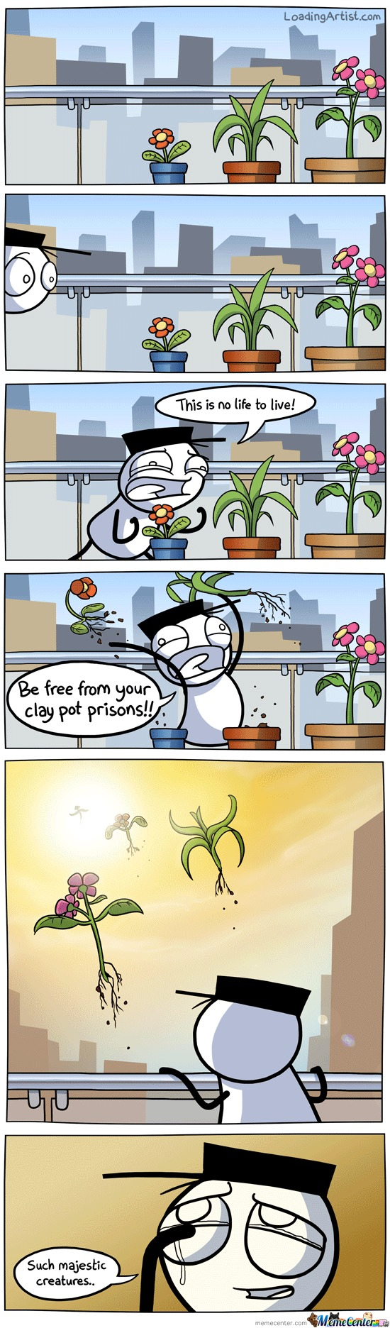 Plants Deserve Better