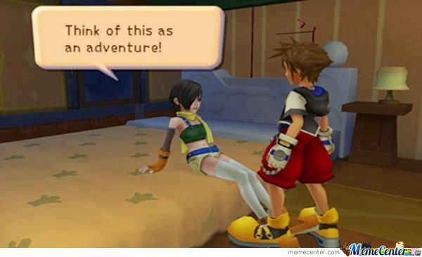 Play Kingdom Hearts They Said