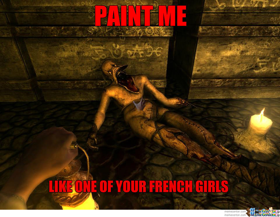 Playing Amnesia, Results In Weird Things