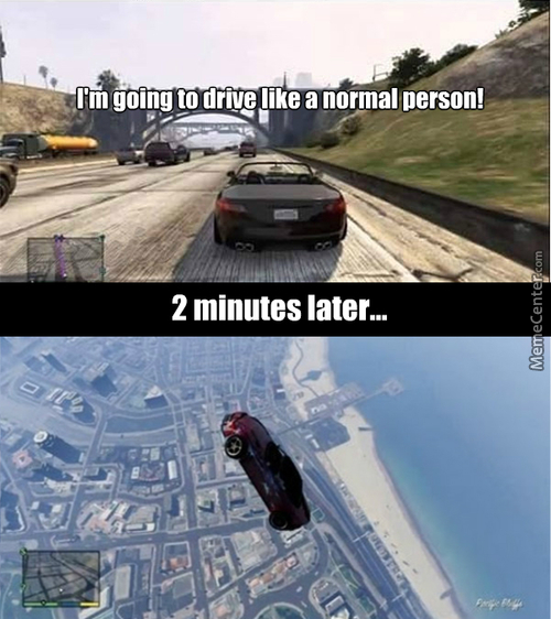 Playing Gta Like: