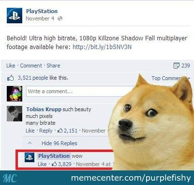 Playstation Is F*cking Awesome
