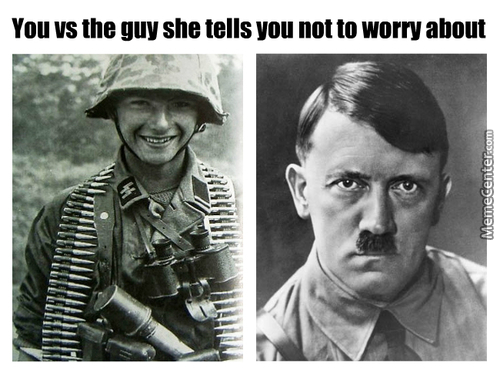 Please Be Mien, It's The Reich Thing To Do <3