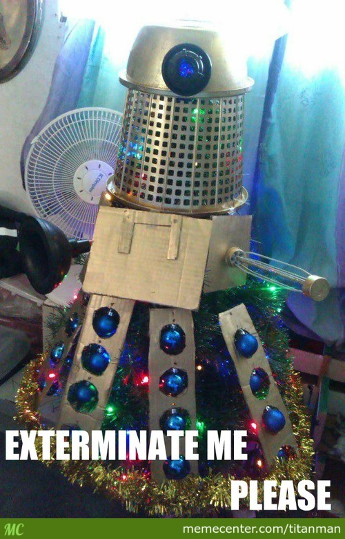 Please Exterminate Me.