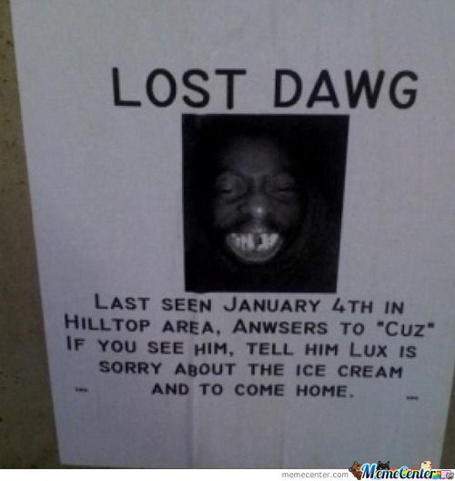 Please Find Him