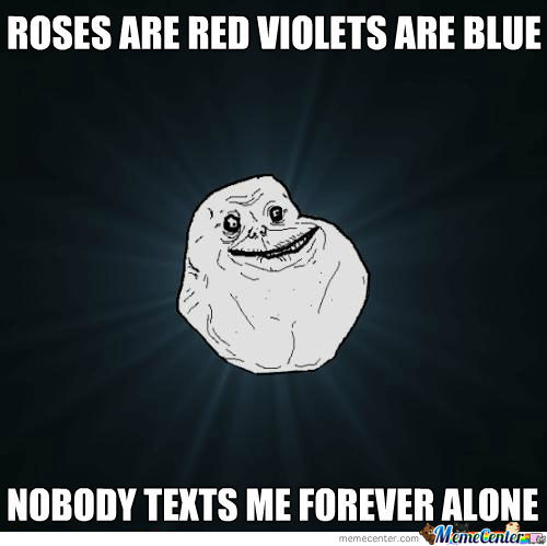 Poems For Single People
