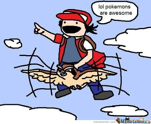 Pokemon Are Awesome!!