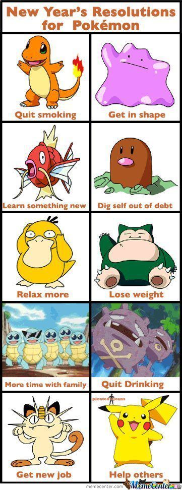 Pokemon Are Liars