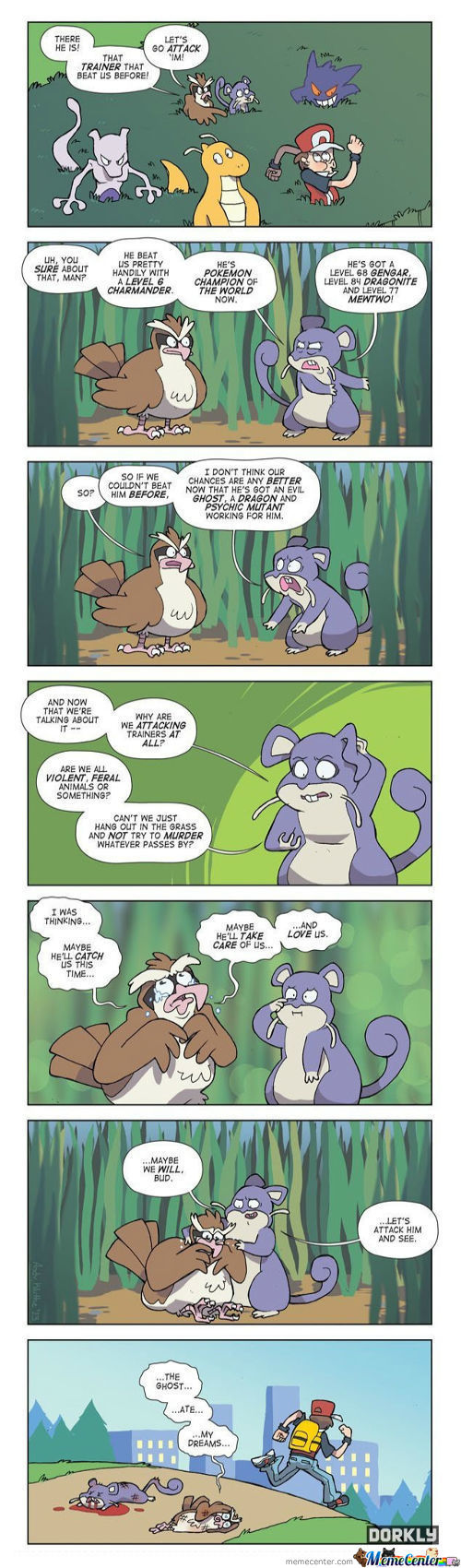 Pokemon Battles