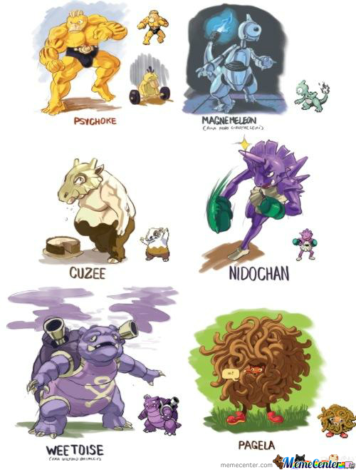 Pokemon Fusion #81