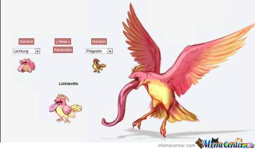 Pokemon Fusion #82