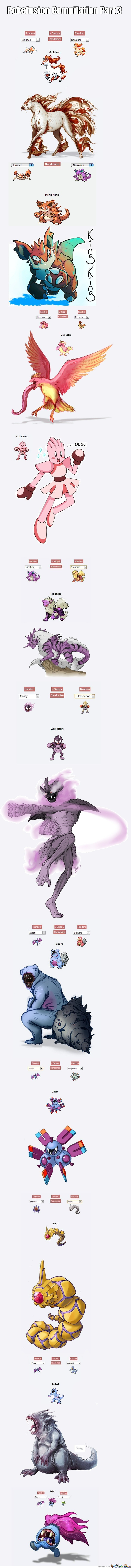 Pokemon Fusion Part 3