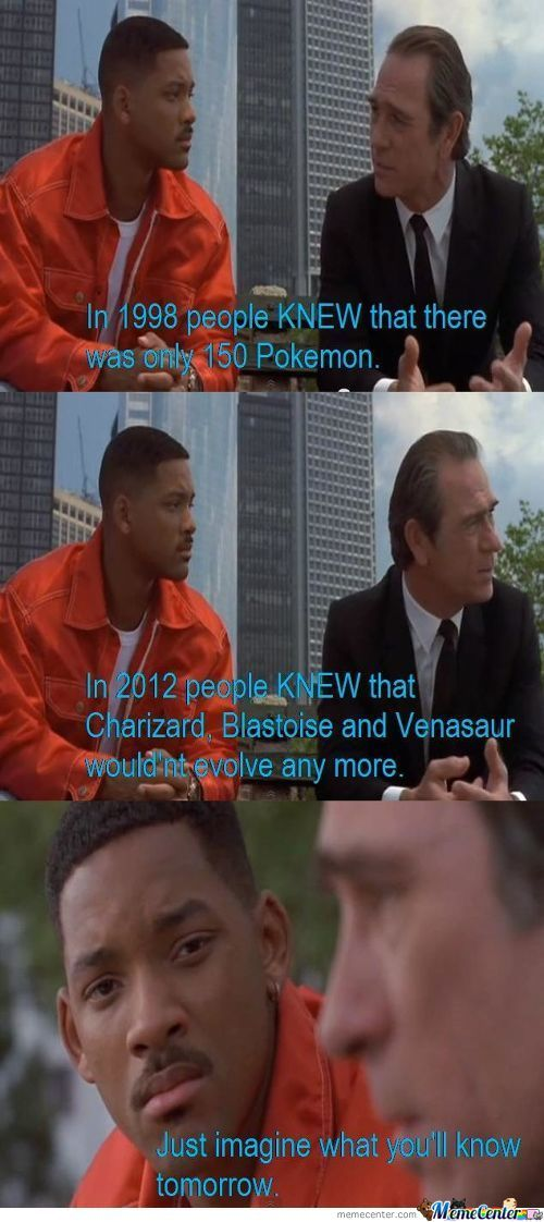 Pokemon In Nutshell