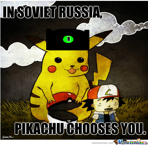 pokemon in soviet russia by meme sama   meme center