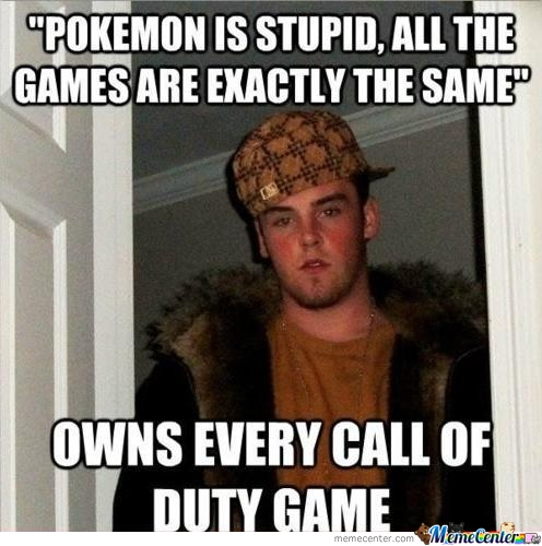 Pokemon Is Better, Just Saying