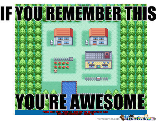 Pokemon Old Days