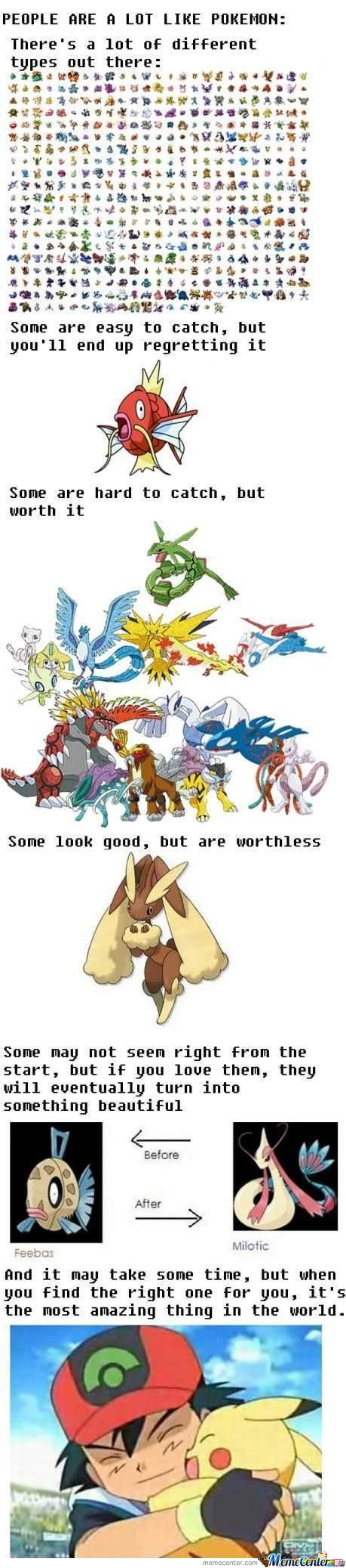 Pokemon Philosophy